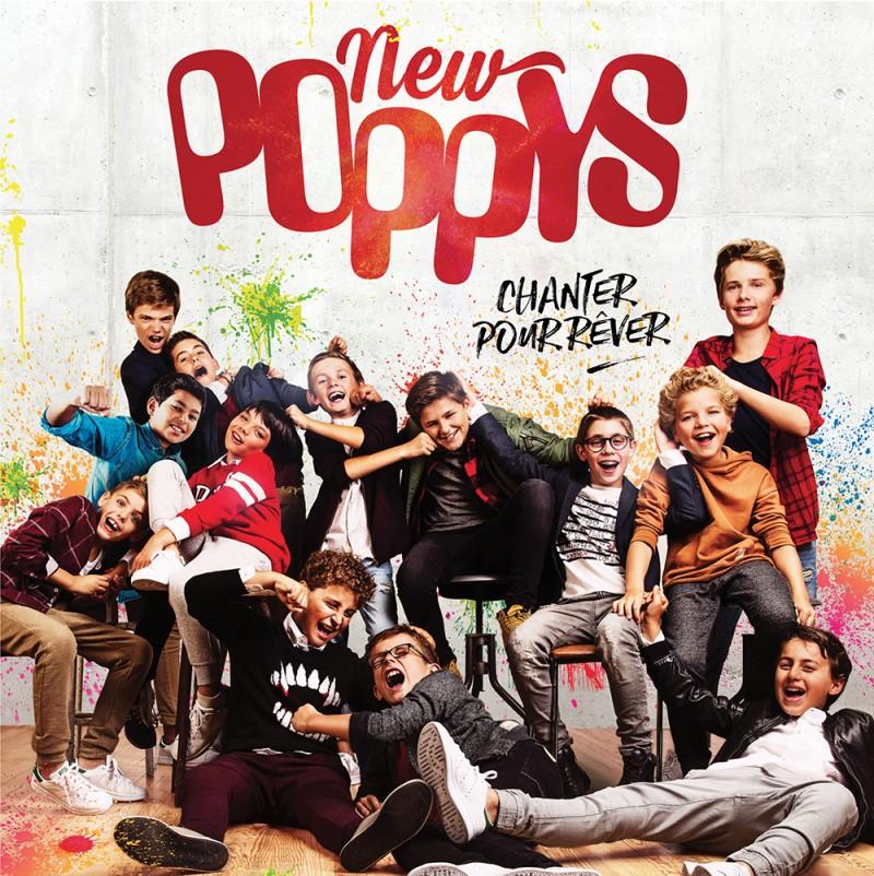 Les New Poppys sortent leur premier album le 25 novembre ! cover chanter pour rever 1