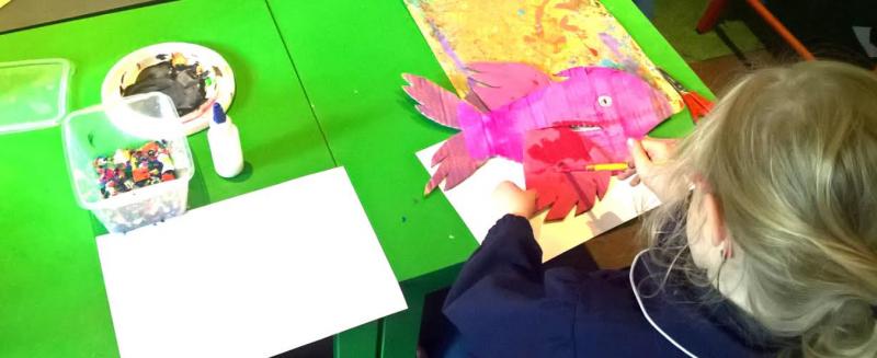 l'Atelier des enfants : les Anniversaires mon poisson