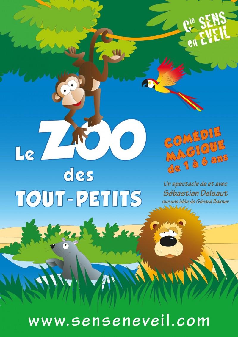 Spectacle enfant au festival d'Avignon, Le zoo des tout-petits.