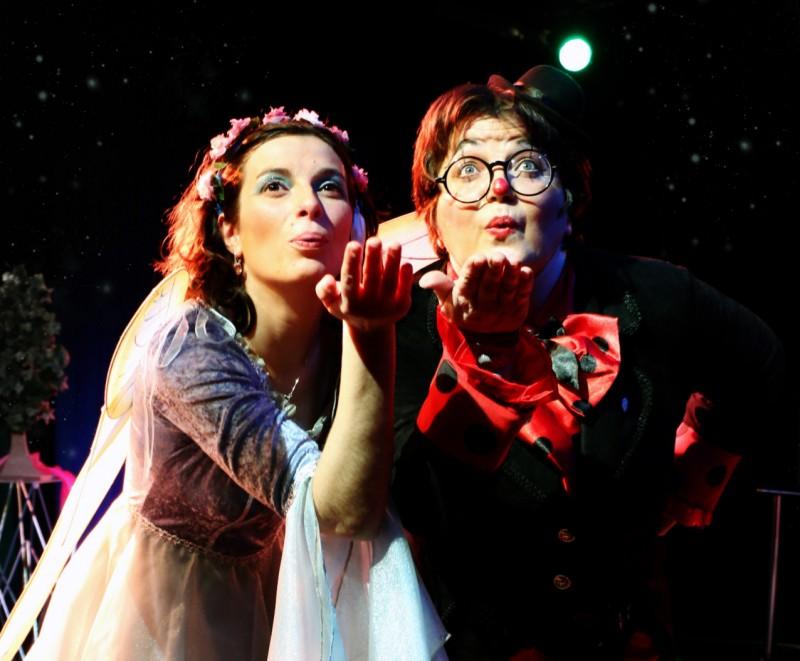 La Fée Liloo et la coccinelle, spectacle jeune public La Fée Liloo et la Coccinelle.