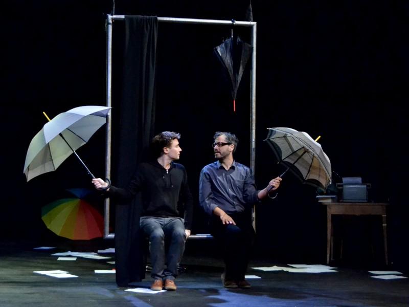Je suis un rêve - Mathieu Morelle et Damien Bricoteaux, spectacle jeune public au Festival d'Avignon 2017