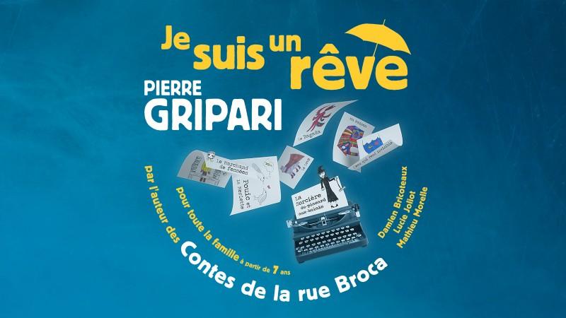 Pierre Gripari au Festival d'Avignon 2017 !