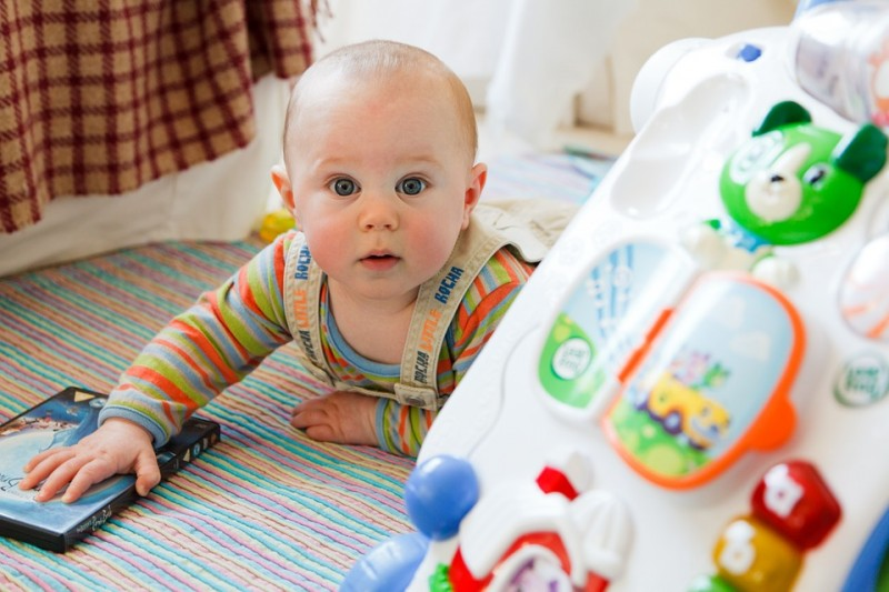 Conseils de cadeaux enfants: 0  à 2 ans bambin