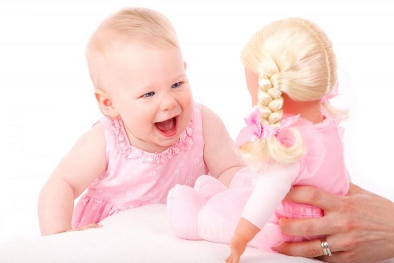 Conseils de cadeaux enfants: 0  à 2 ans bebe 2
