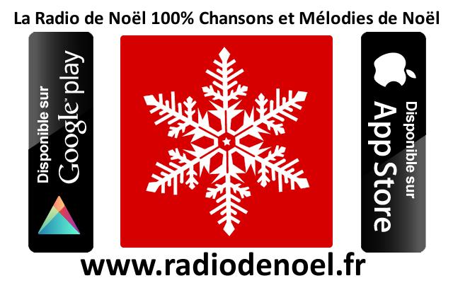Radio Noël - La nouvelle Appli pour Tablette et smartphone