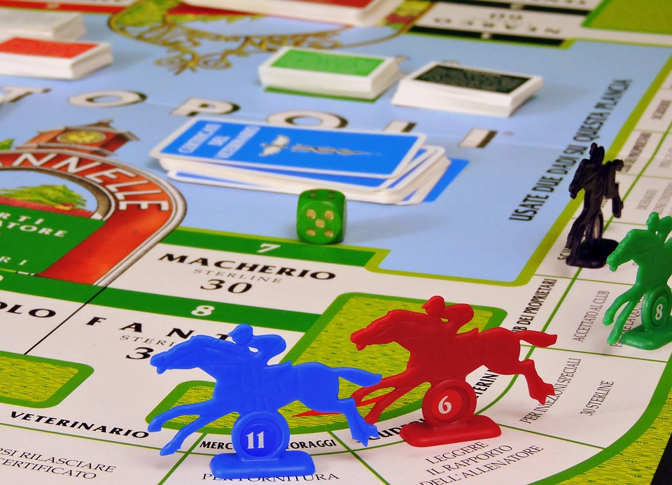Les jeux de société et les enfants jeu de societe