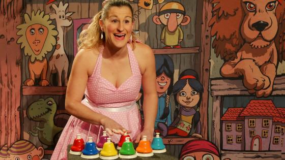 AMBRE ET LES JOUETS MAGIQUES - Festival d'Avignon OFF ambre et les jouets magiques 2