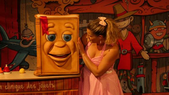 AMBRE ET LES JOUETS MAGIQUES - Festival d'Avignon OFF ambre et les jouets magiques 3