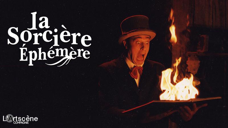 La Sorcière Ephémère au Festival OFF Avignon 2018 fmr paysage 5