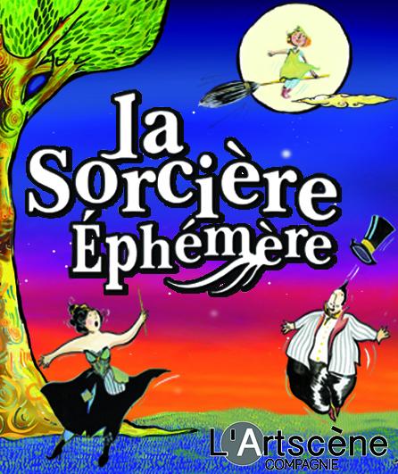 La Sorcière Ephémère au Festival OFF Avignon 2018 fmr portrait final artscene