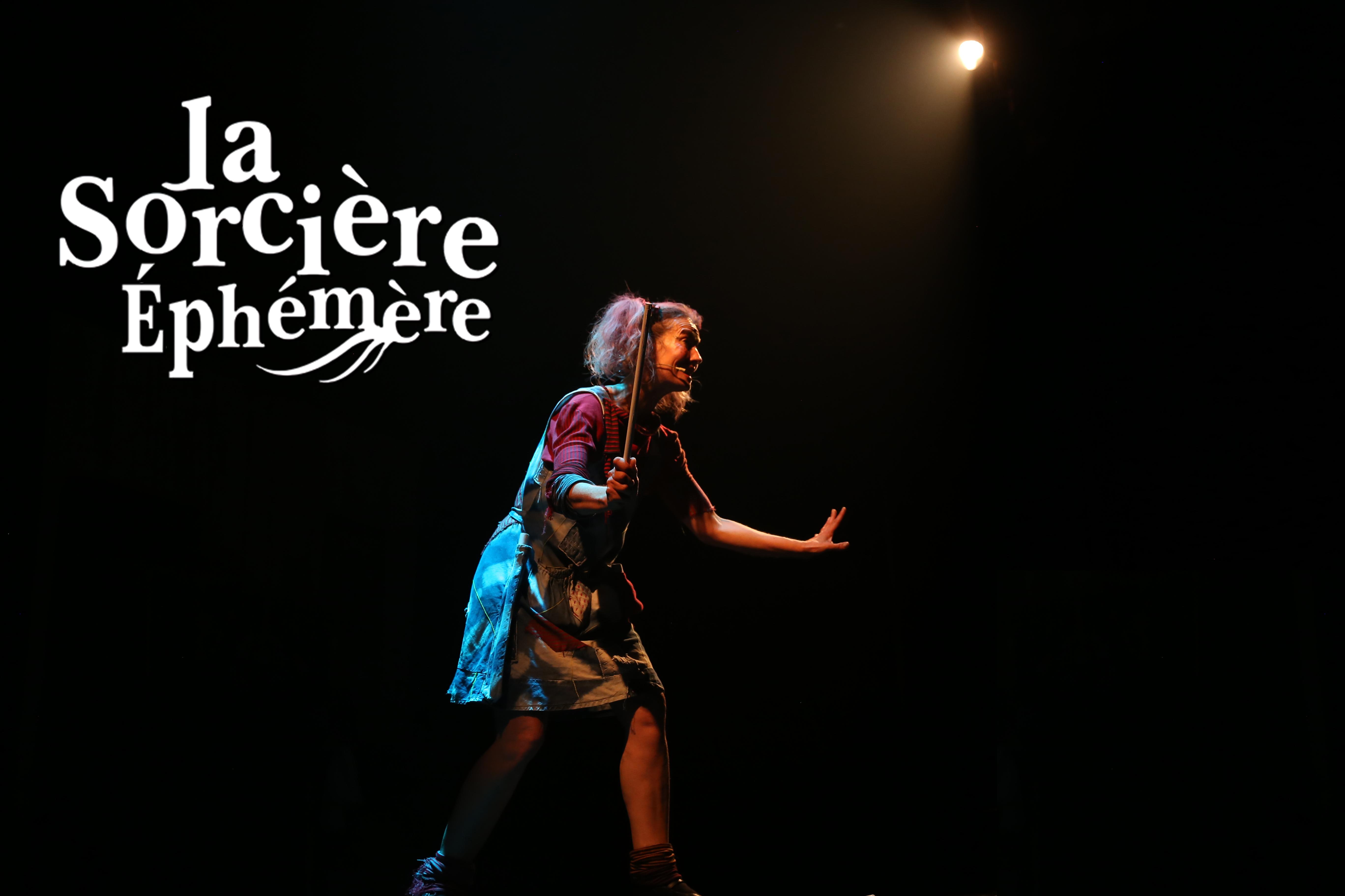 La Sorcière Ephémère au Festival OFF Avignon 2018 fmr2