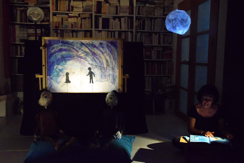 Lecture-Spectacle Au Clair de Lune