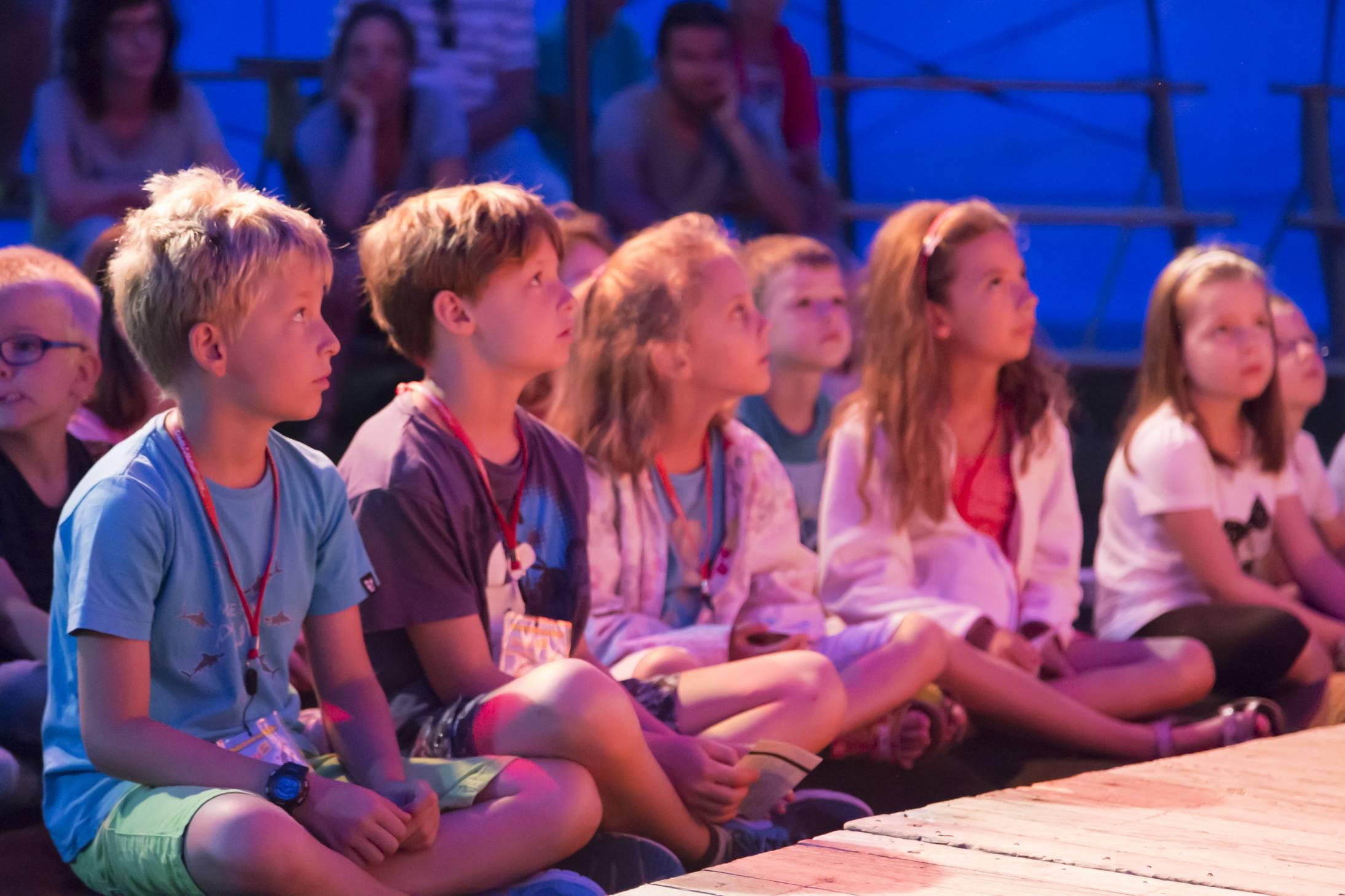 Festival Môme en scène, spectacles gratuits jeune public
