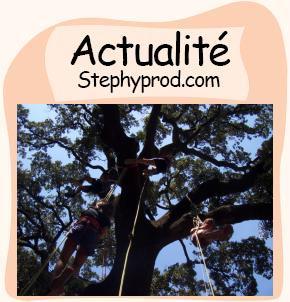 Actualité Anniversaire enfants dans les arbres à Montpellier pour les enfants et les bébés.