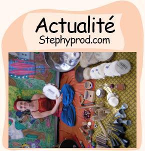 Actualité Anniversaire enfant à Paris, voyage au pays des sons, spectacle et animation de percussions pour les enfants et les bébés.