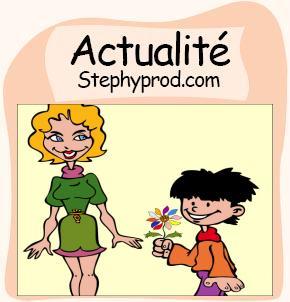 Actualités Fête des mères. Sélection Stephyprod pour les enfants et la famille.