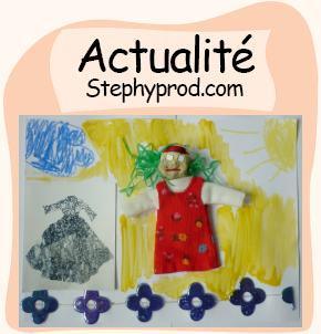 Actualité Atelier anniversaire à domicile, Paris et Ile de France avec Alexandra pour les enfants et les bébés.