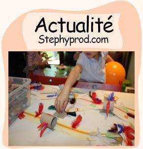 Actualité L'atelier des enfants, la semaine, les soirs d'école pour les enfants et les bébés.