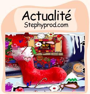 Actualités Décoration Noël. Sélection Stephyprod pour les enfants et la famille.
