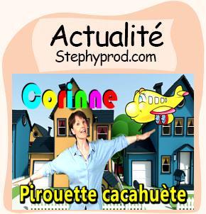TÉLÉCHARGER PIROUETTE CACAHUÈTE