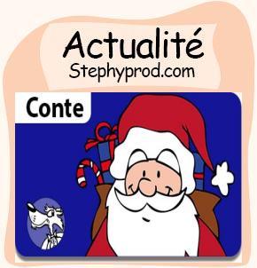 Actualités Papa Noël. Sélection Stephyprod pour les enfants et la famille.