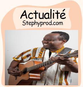 Actualité Contes et Musiques d'Afrique,  spectacle de Souleymane Mbodj pour les enfants et les bébés.