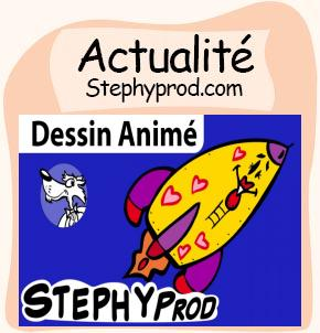 Actualités Stéphyprod. Sélection Stephyprod pour les enfants et la famille.