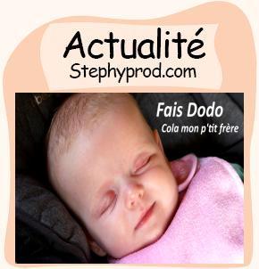 Actualité Fais dodo Cola mon p'tit frère, le clip vidéo pour les enfants et les bébés.
