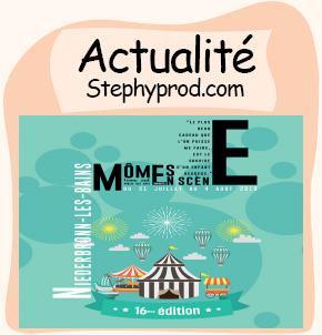 Actualité Spectacles gratuits pour les enfants - Festival Môme en scène 2019 pour les enfants et les bébés.