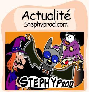 Actualité Fêter Halloween avec les enfants chez Stéphyprod pour les enfants et les bébés.