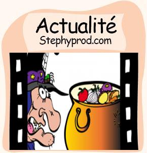 Actualité Pour Halloween, le dessin animé La soupe à la Sorcière pour les enfants et les bébés.