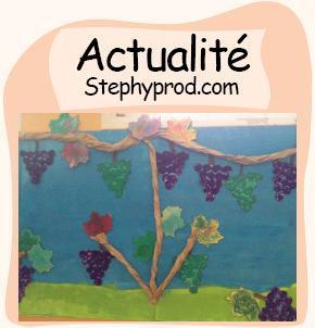 Actualités Activité artistique pour enfant. Sélection Stephyprod pour les enfants et la famille.