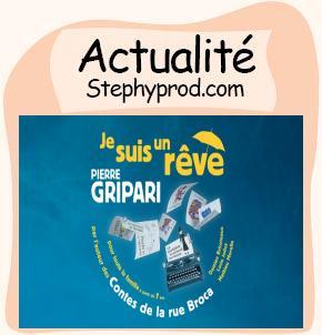 Actualité Pierre Gripari au Festival d'Avignon ! pour les enfants et les bébés.