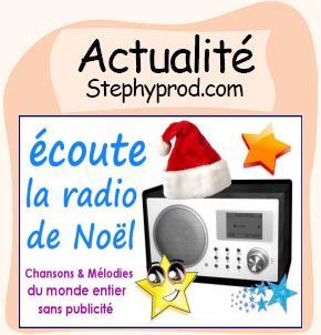 Actualité Radio Noël - 100% Noël, une radio pour les enfants et la famille pour les enfants et les bébés.
