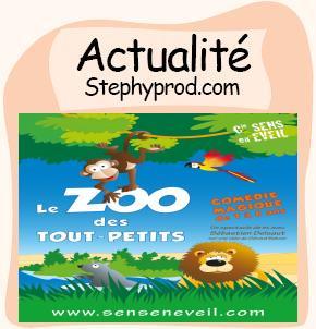 Actualité Spectacle enfant au festival d'Avignon, Le zoo des tout-petits pour les enfants et les bébés.