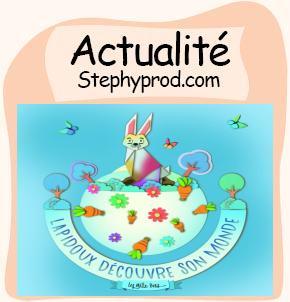 Actualité Spectacle Lapidoux découvre son monde Lavaur (81) pour les enfants et les bébés.