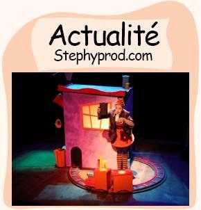 Actualités Festival d'Avignon. Sélection Stephyprod pour les enfants et la famille.