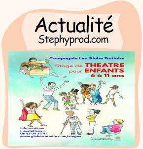 Actualité Stage de théâtre pour enfants à Montrouge pour les enfants et les bébés.