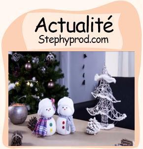 Actualité Tutos de Noël de loisirs créatifs en vidéo, notre sélection pour les enfants et les bébés.