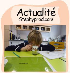 Actualités Atelier enfant. Sélection Stephyprod pour les enfants et la famille.