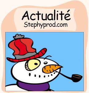 Actualité Vidéo de Noël, le bonhomme de neige en dessin animé pour les enfants et les bébés.
