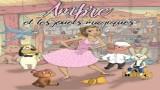 Spectacle AMBRE ET LES JOUETS MAGIQUES - Festival d'Avignon OFF