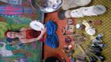 Anniversaire enfant à Paris, voyage au pays des sons, spectacle et animation de percussions
