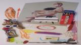 Ateliers enfants Paris, arts plastiques et poésie, recyclage avec des matériaux de récupération