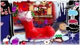 Botte de Noël papier mâché, une belle décoration pour...