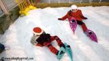 Charléty sur neige. Sports d'hiver à Paris 13 Neige,...