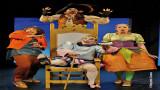 Le chat Botté, un  spectacle de la Cie Les Nomadesques à Conflans