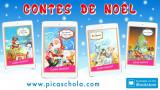 Contes de Noël, les contes musicaux pour enfants de Picaschola