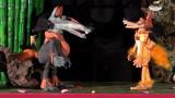 Les couleurs de Loup Marionnettes à partir de 3 ans à 6 ans