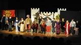 Cours de théâtre pour les enfants au théâtre de l'Astragale